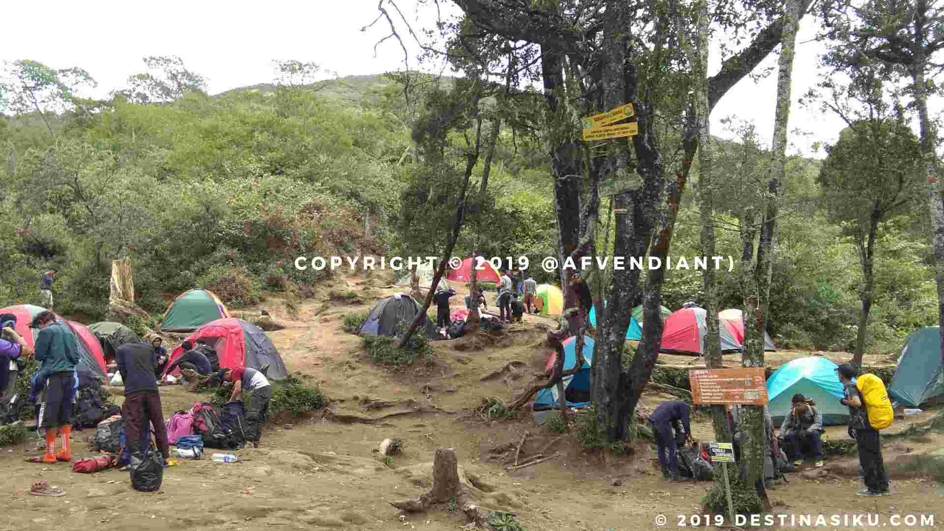 Gunung Ciremai Via Linggarjati