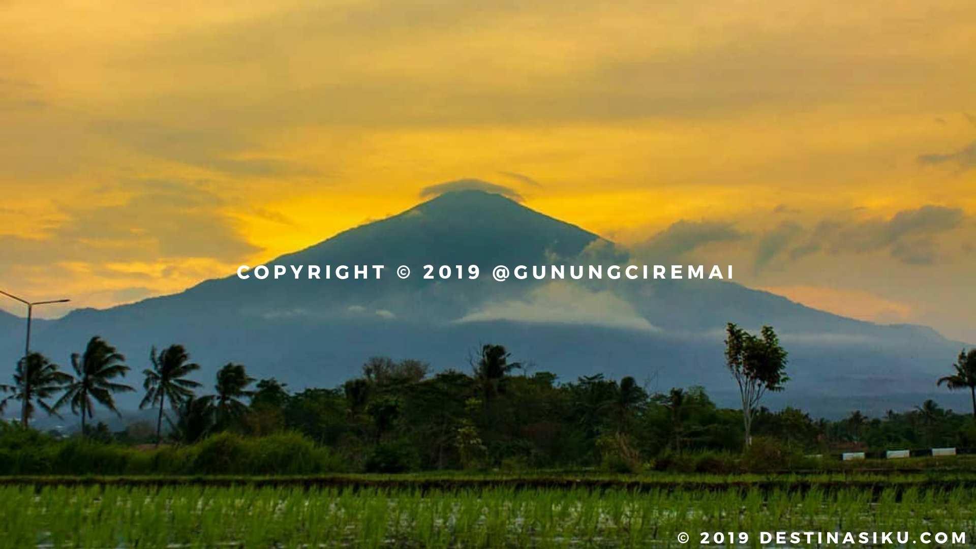 Keindahan Gunung Ciremai