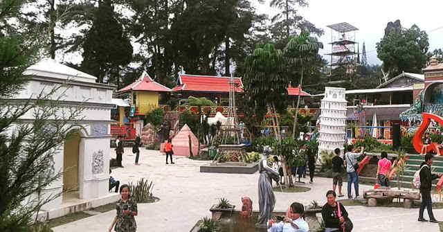 Tempat wisata di Tawangmangu Karanganyar