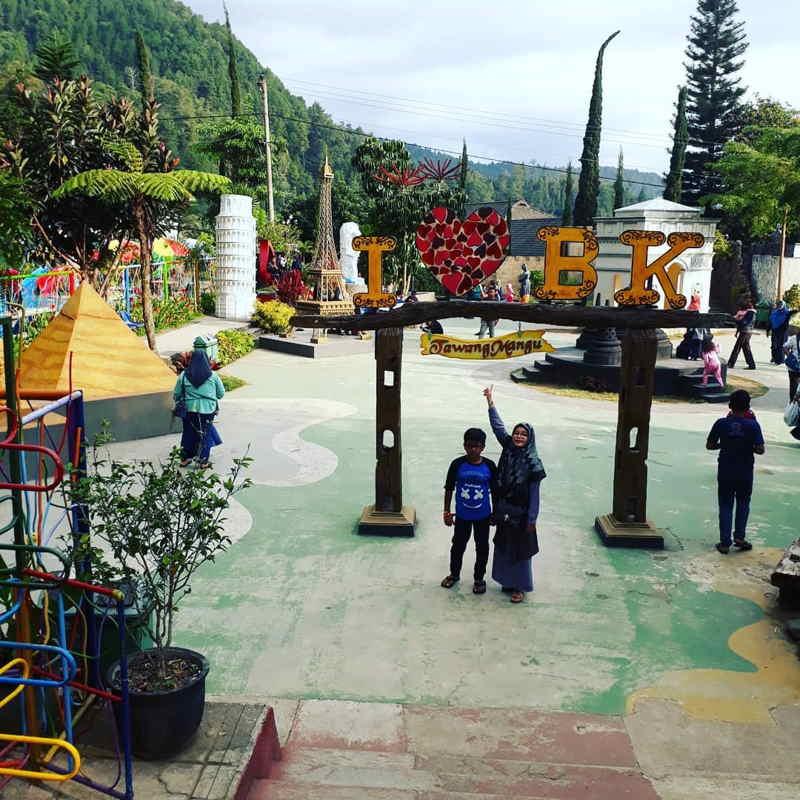 Tempat wisata di Tawangmangu