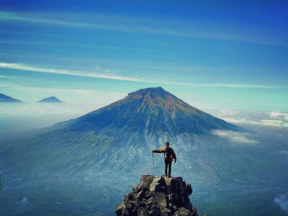 info gunung sindoro terbaru 2019