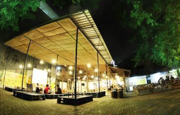 Lokasi Cafe Petangkringan
