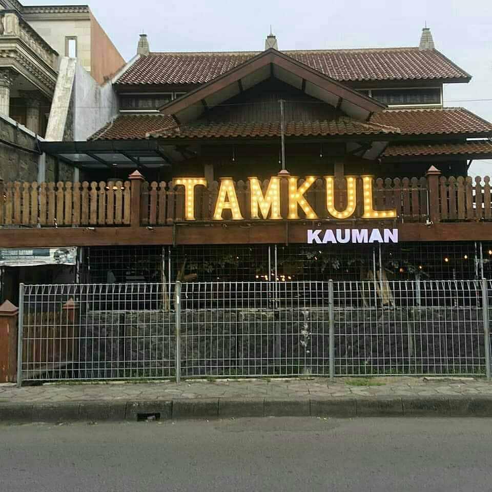Tamkul Kauman Surabaya