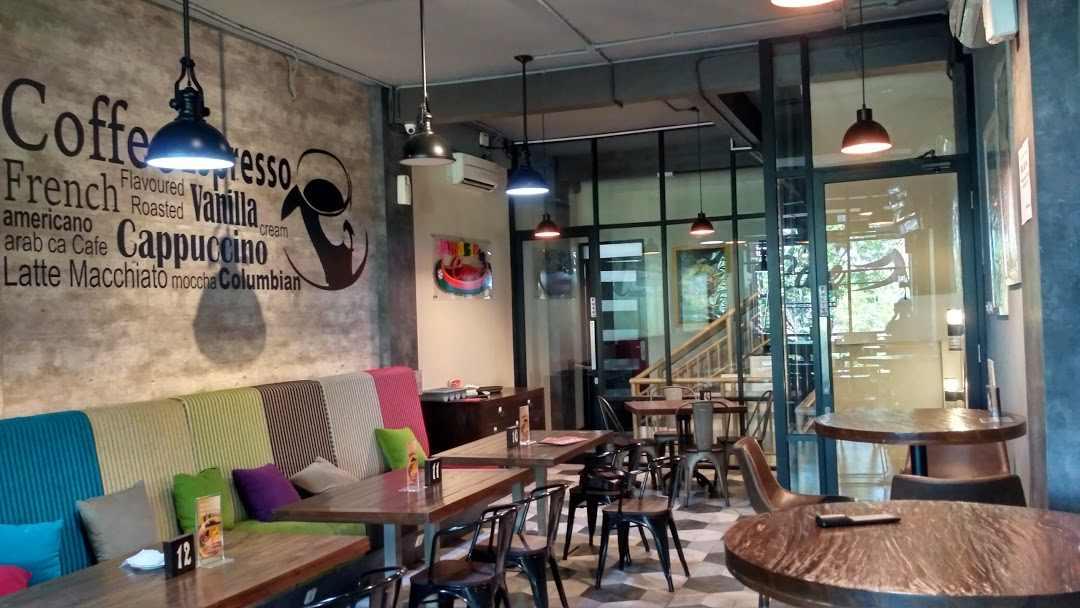 Canoe Coffee Surabaya