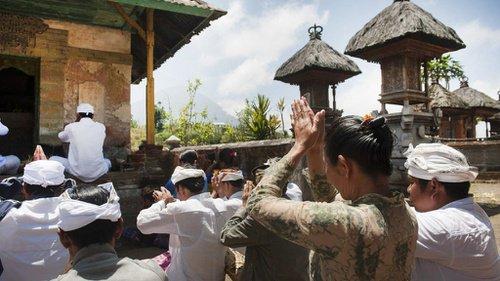 Kepercayaan Masyarakat di Gunung Agung