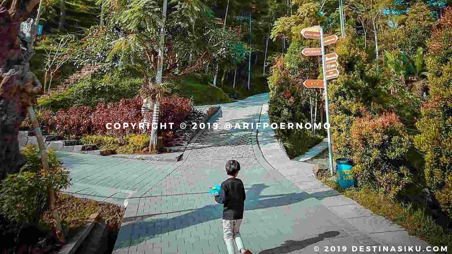 dago dream park boleh bawa makanan