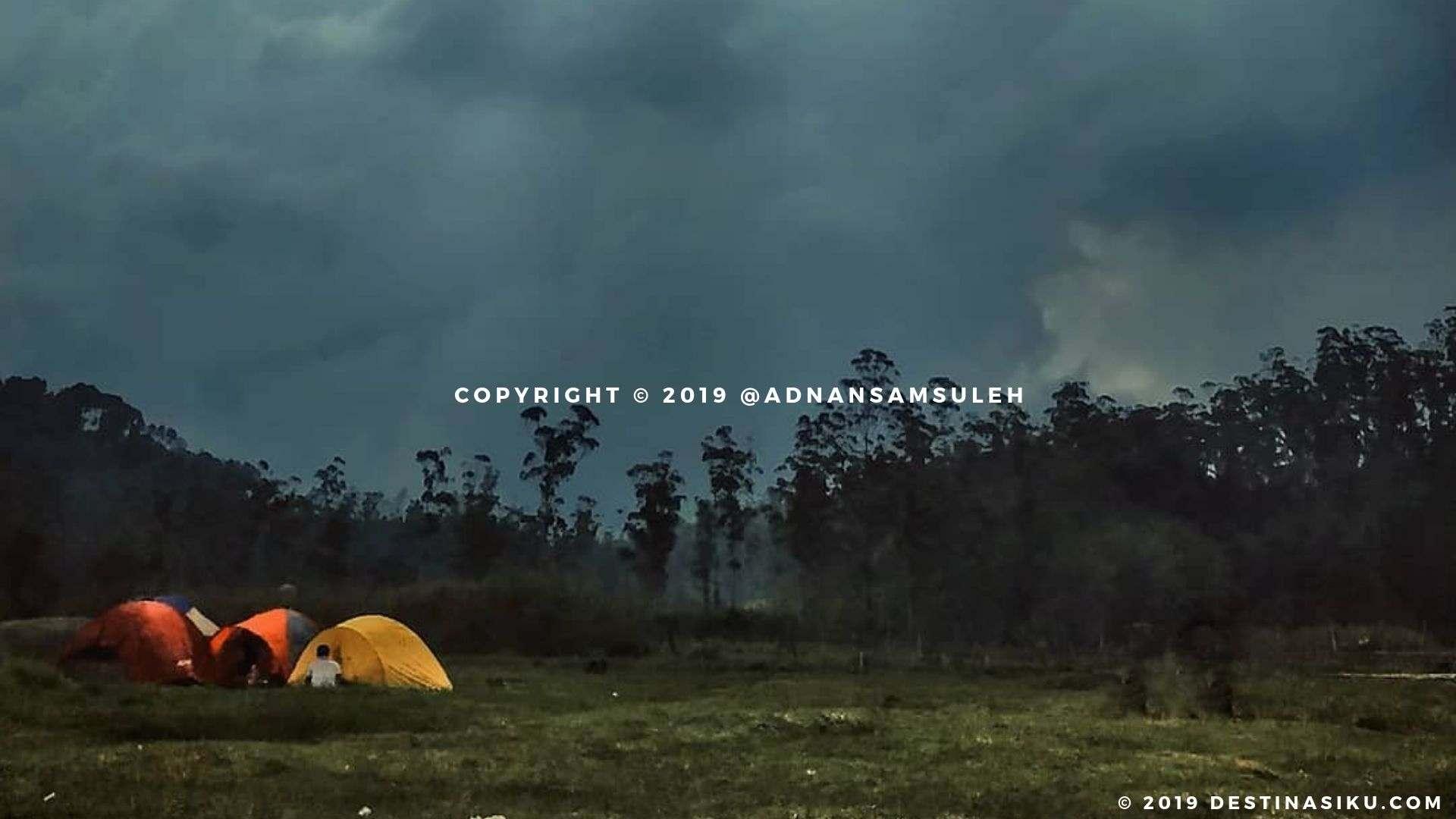 ranca upas camping ground ciwidey bandung
