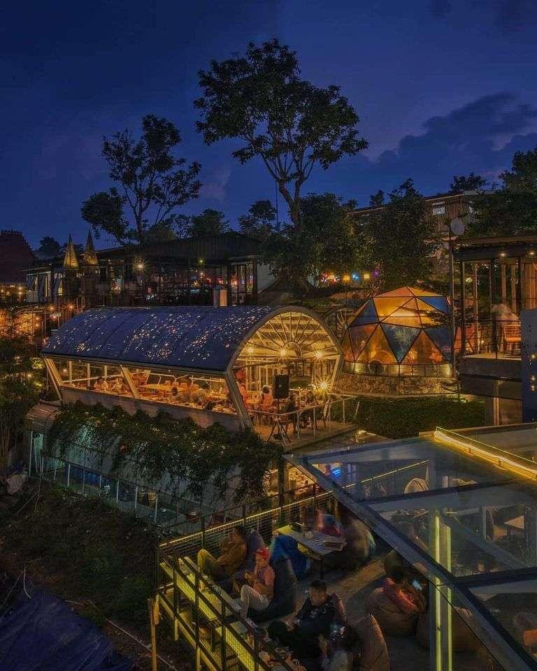 Cakrawala Sparkling Nature Restaurant