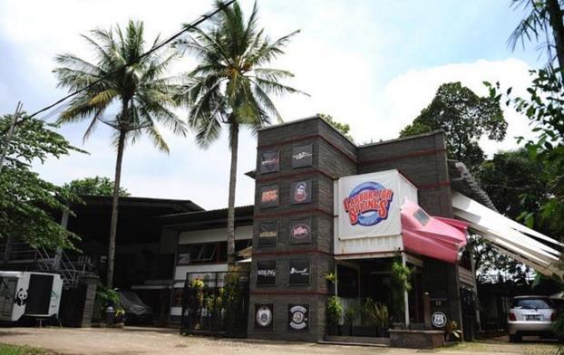 Gambar Carburator Spring Cafe Tangerang