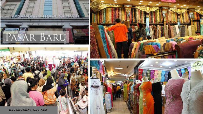 pasar baru trade center bandung kota bandung, jawa barat