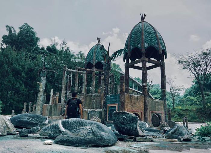 Sejarah Kampung Gajah