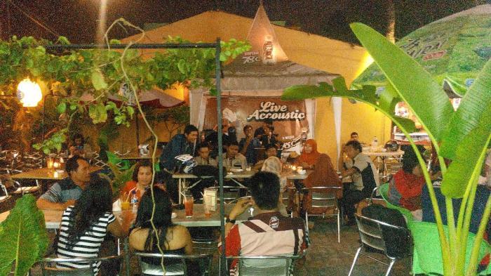 Makyung Cafe Medan Terbaru