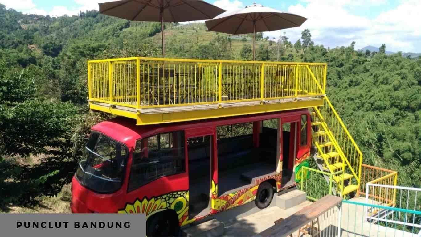 Gambar Punclut Bandung