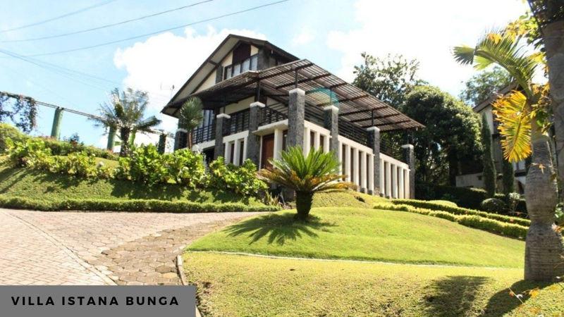 Review Villa Istana Bunga