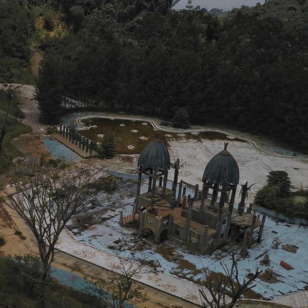 kampung gajah bandung tutup