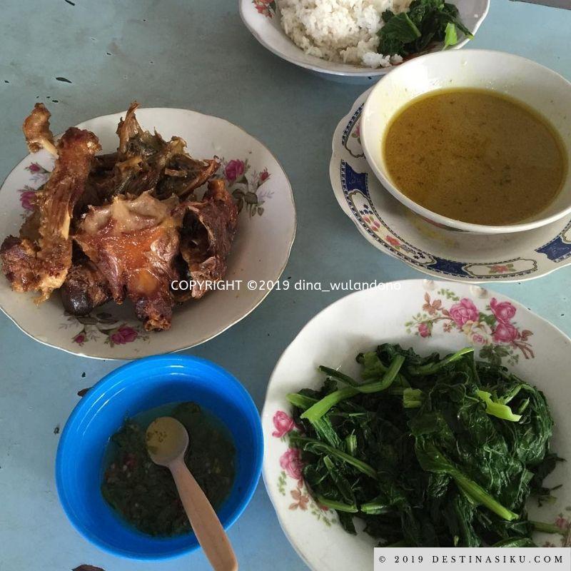 kuliner pasar rejowinangun magelang