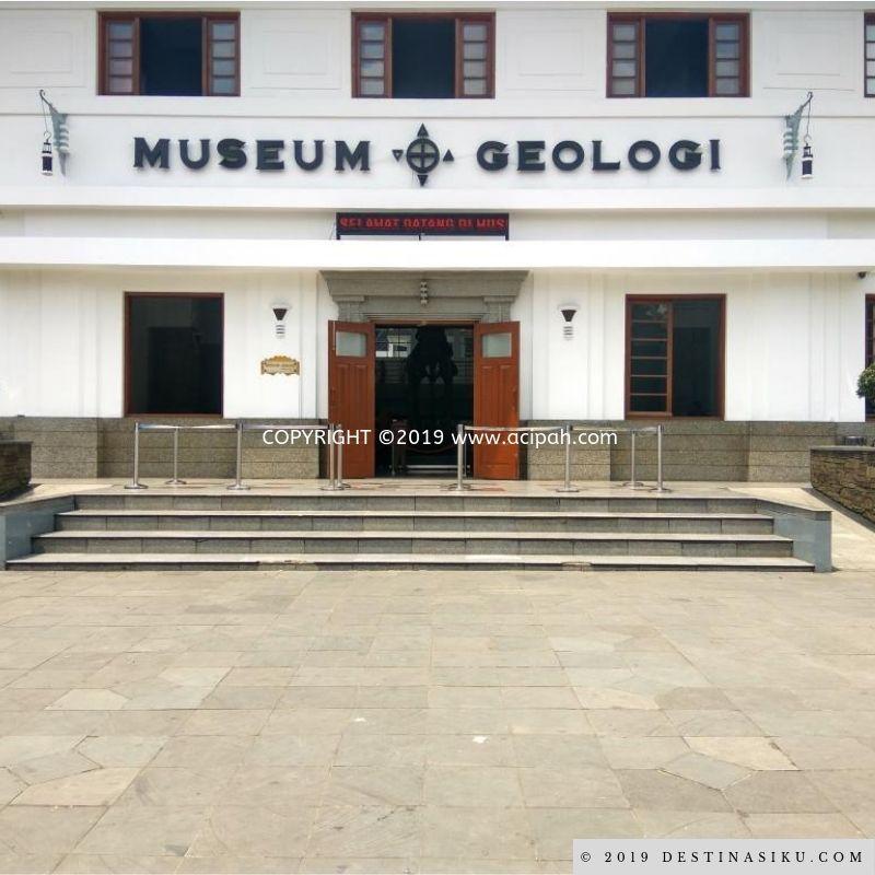 museum geologi dinosaurus