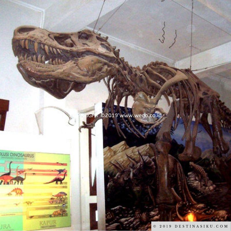 foto museum geologi bandung