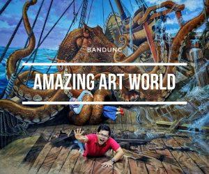 Amazing Art World Bandung