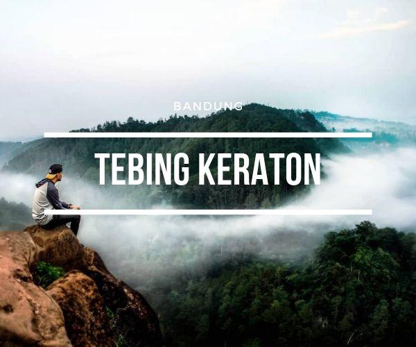 Tebing Keraton tiket