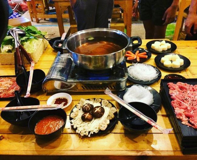 Cara Makan di Shabu Hachi Bandung