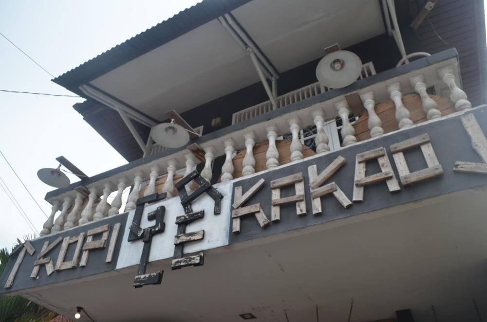 Gale Kakao dan Kopi pekanbaru