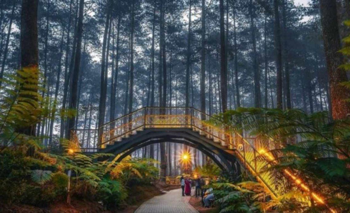 30 Rekomendasi Wisata Lembang Terbaru 2020