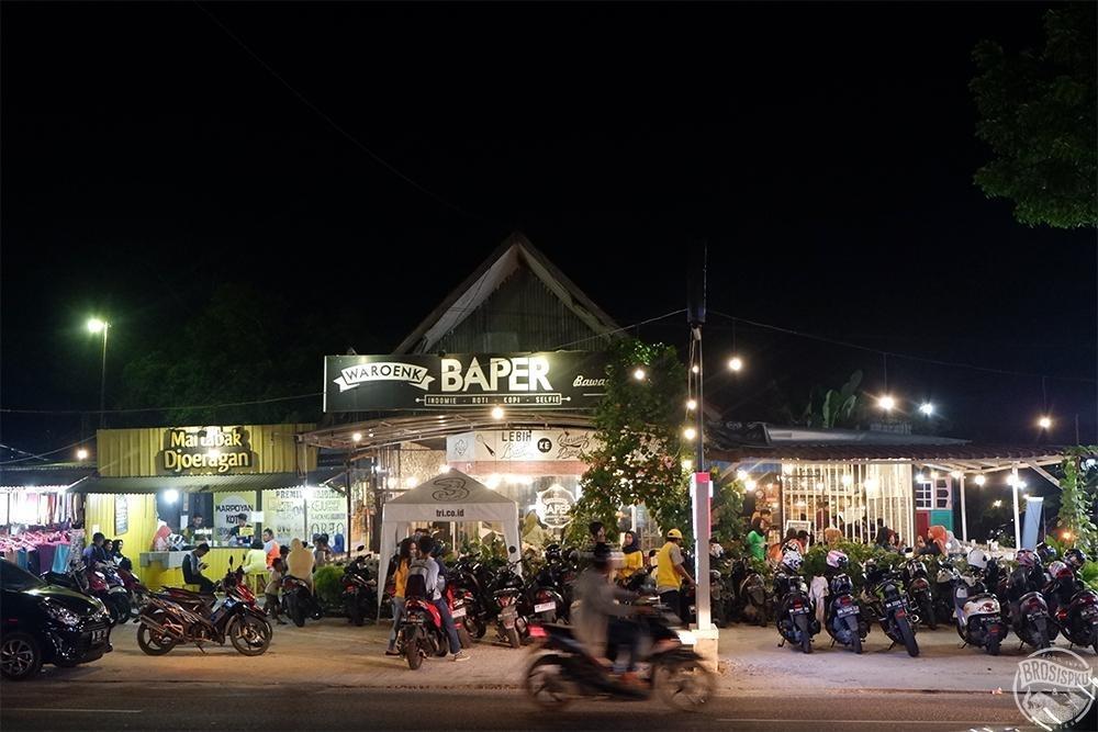 waroenk baper pekanbaru