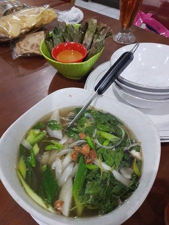 RM Taktakan Sup ikan Anyer