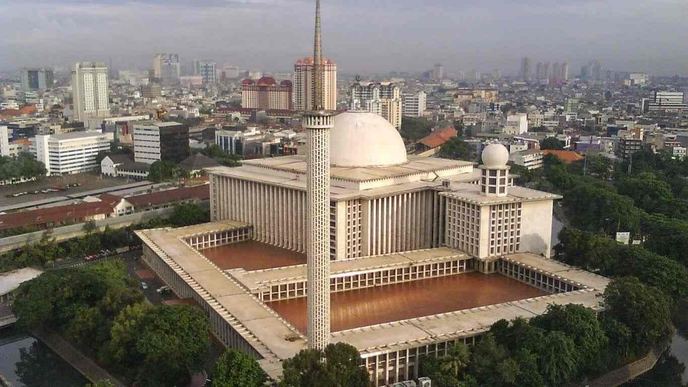 Gambar Masjid Istiqlal