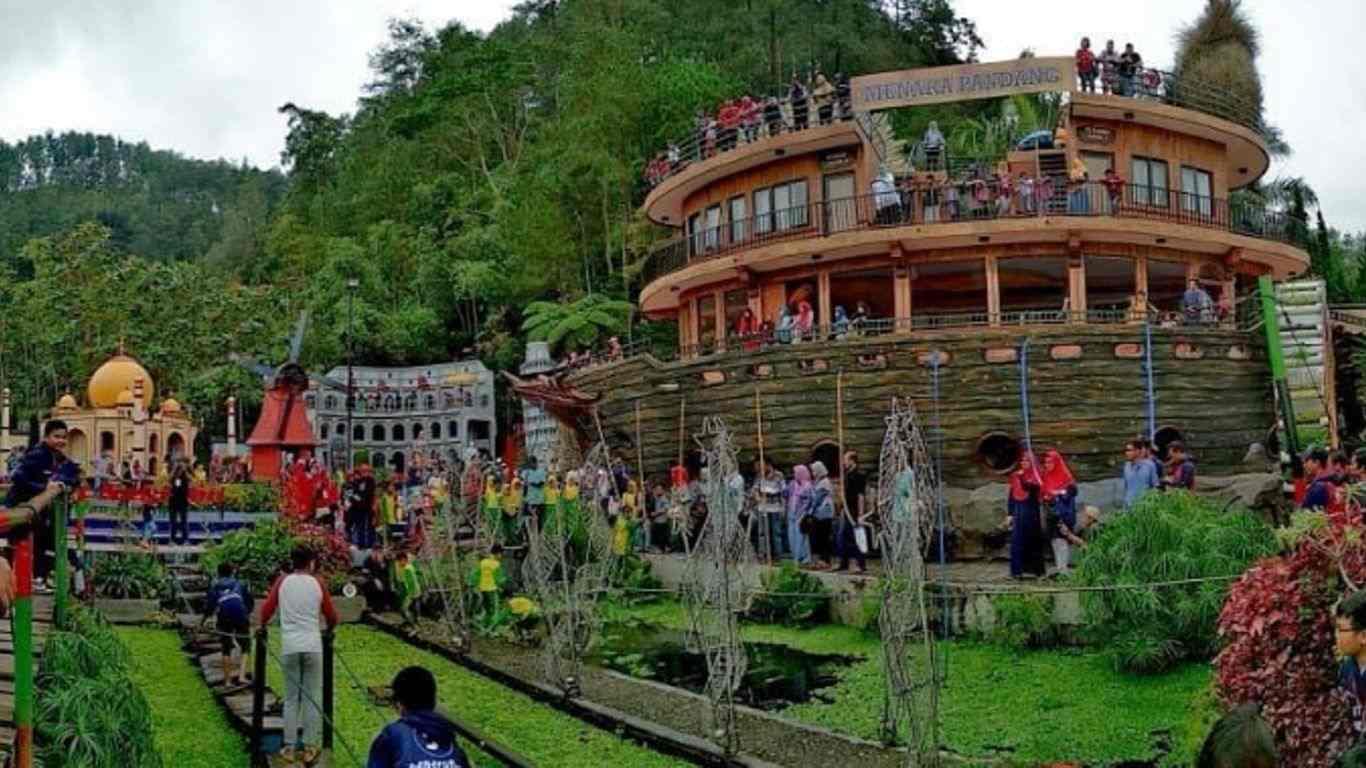 10 Wisata Tawangmangu Paling Di Cari Traveler