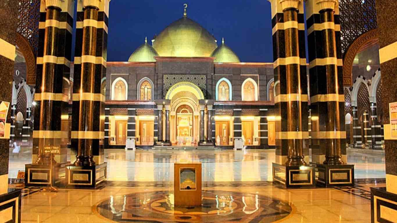 Fakta Menarik Mengenai Masjid Kubah Mas