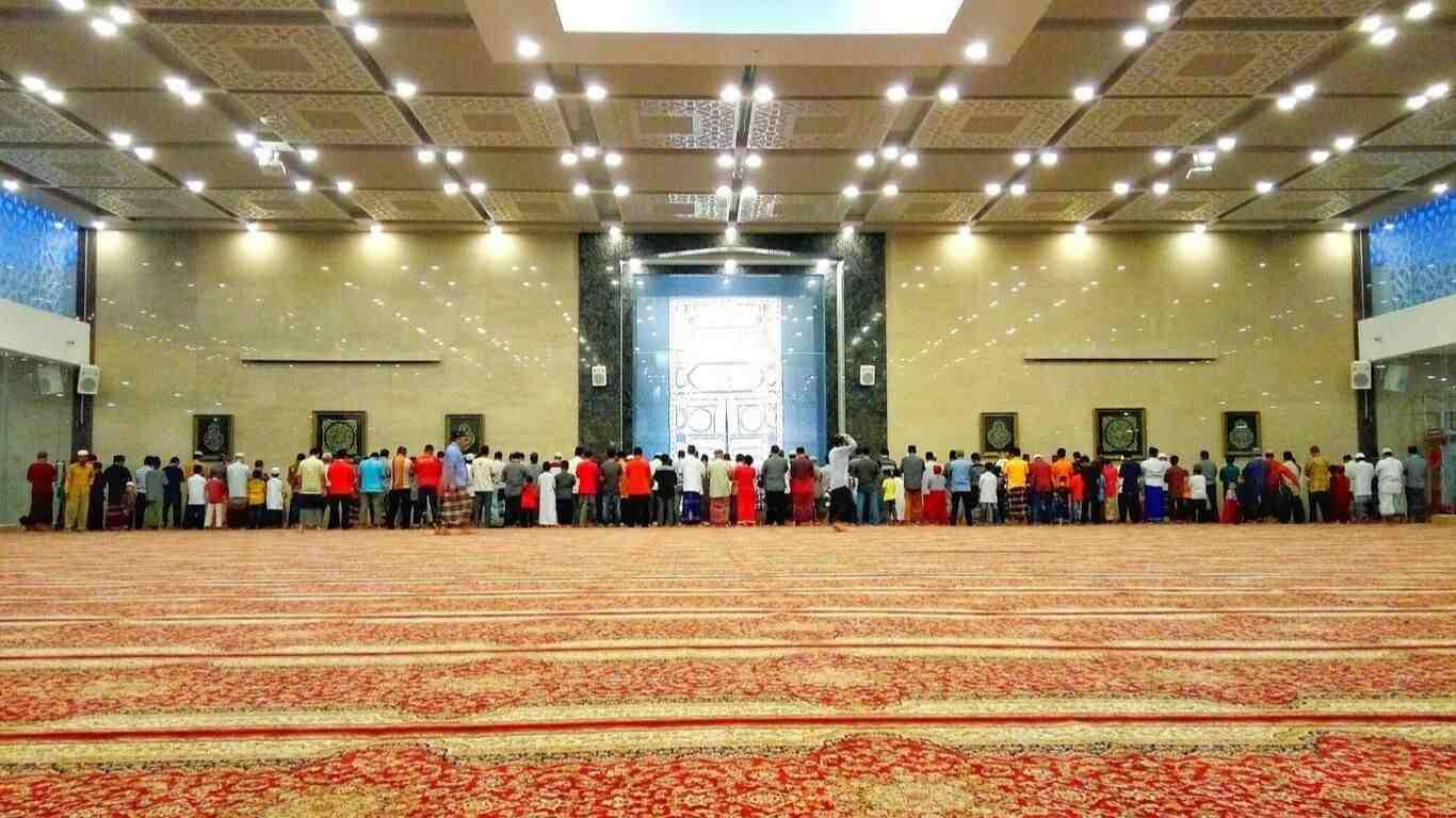 Fasilitas Masjid Namira Lamongan Jawa Timur