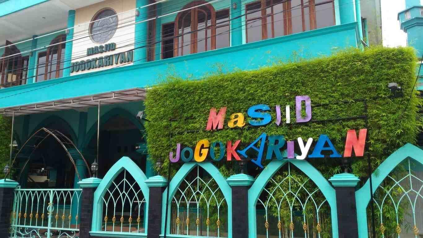 Gambar Masjid Jogokariyan Jogja