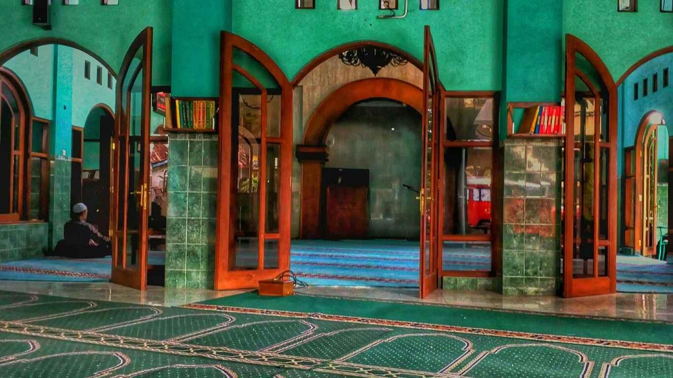 Gerakan Jamaah Mandiri Masjid Jogokariyan