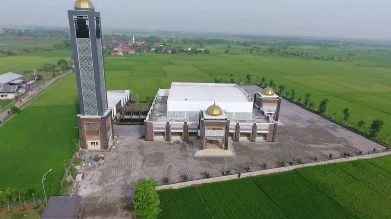 Sejarah Masjid Namira di Lamongan.jpg