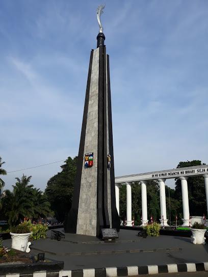 Tugu Kujang Bogor