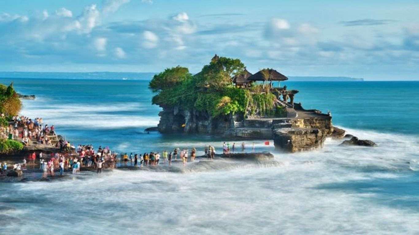 Gambar Tanah Lot Bali