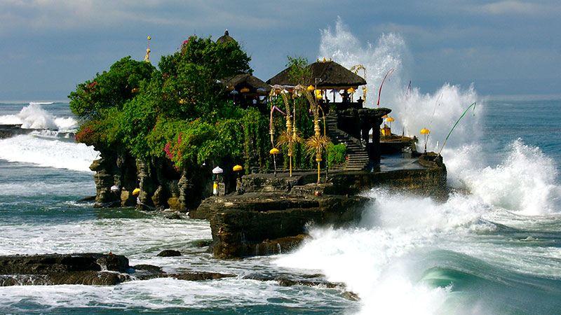 Pulau Karang Tanah Lot