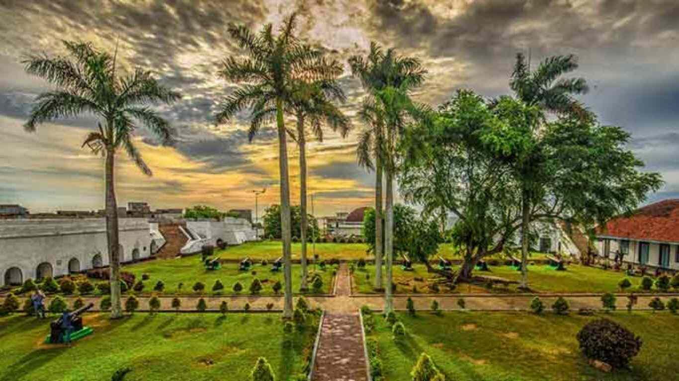 Wisata di Bengkulu