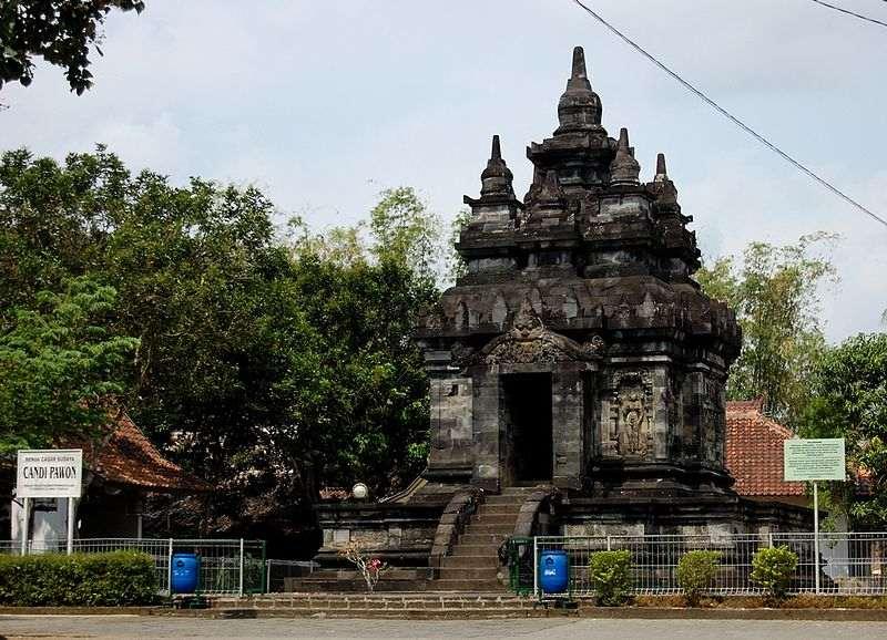 Lokasi Candi Pawon Magelang.
