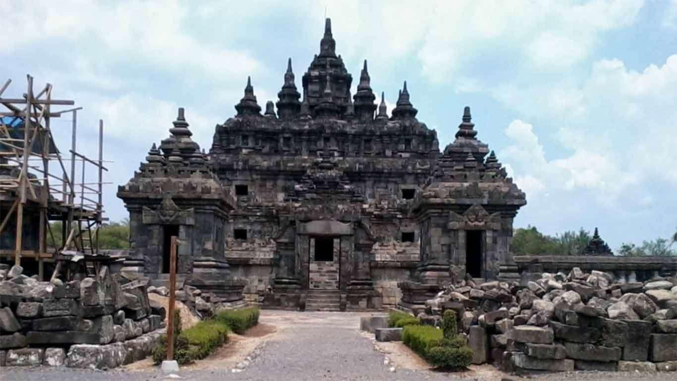 Sejarah Candi Plaosan Klaten