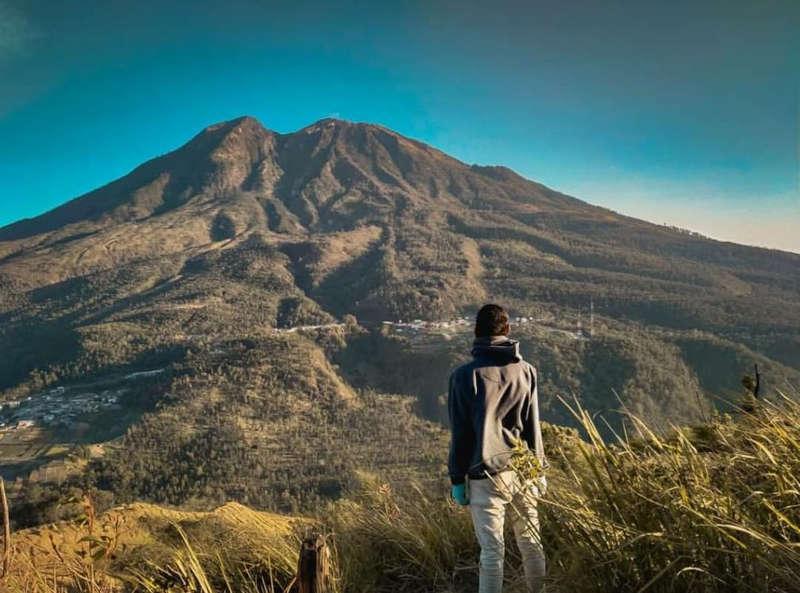 Fasilitas di Gunung Papandayan