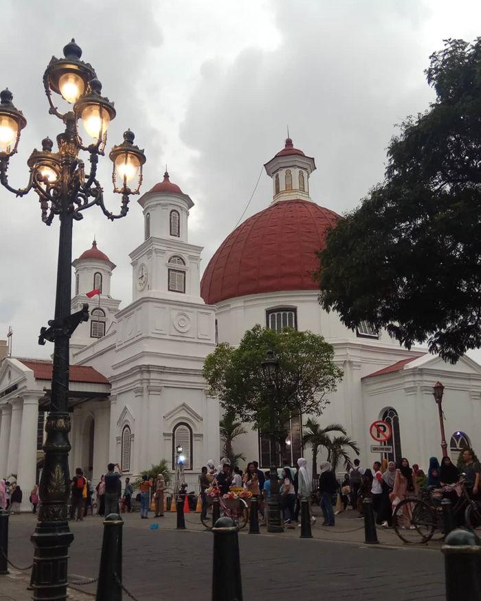 Foto Kota Lama Semarang