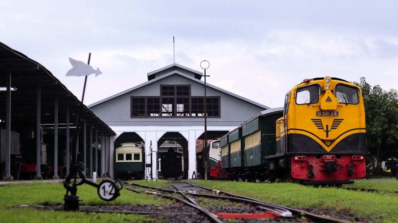 Gambar Museum Kereta Api Ambarawa