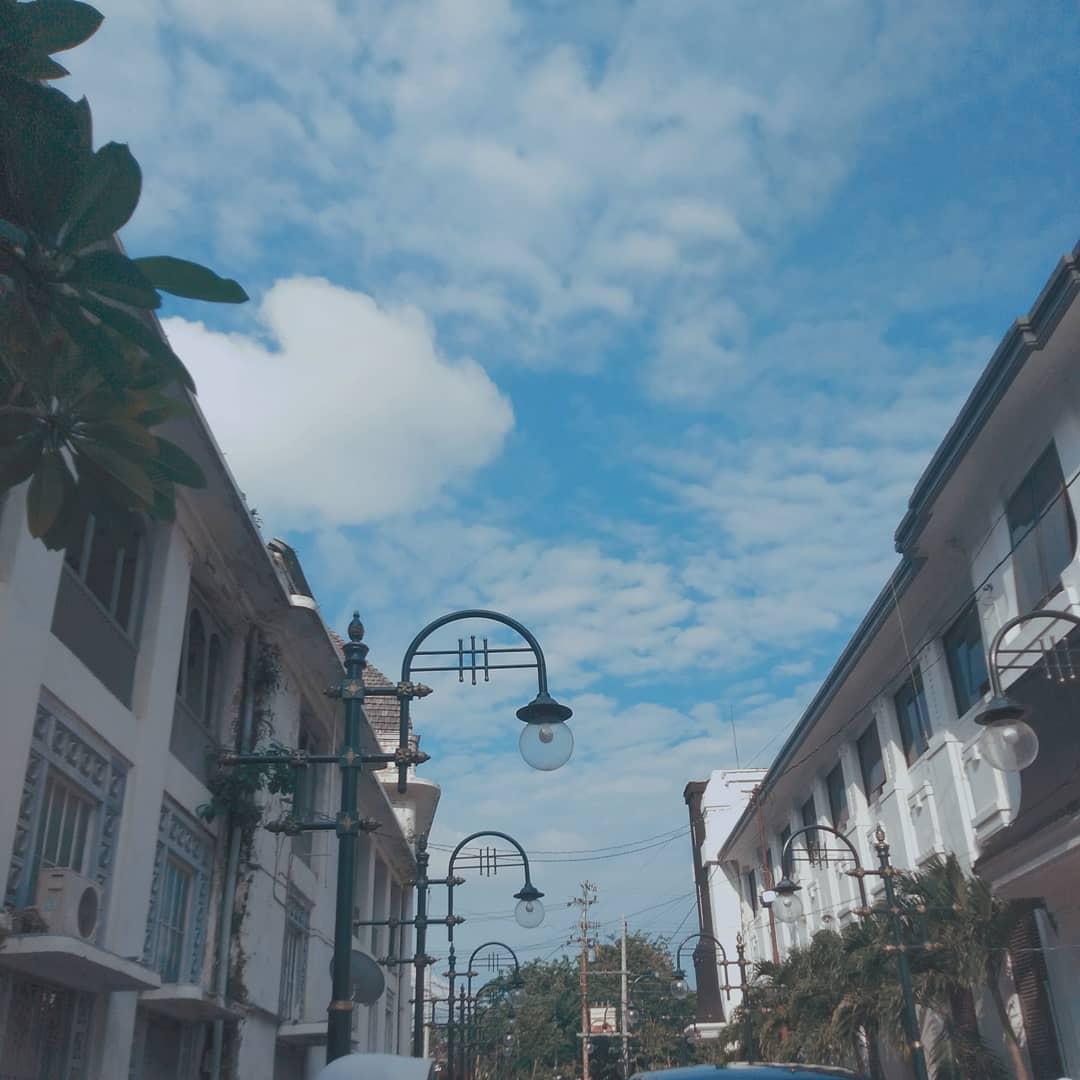 Geleri Foto Kota Lama Semarang