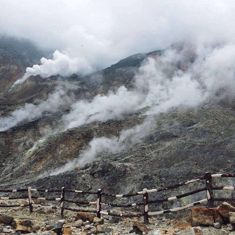 Harga Tiket Masuk Gunung Papandayan Terbaru 2020