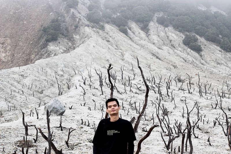 Harga Tiket Masuk Gunung Papandayan Wisatawan Mancanegara
