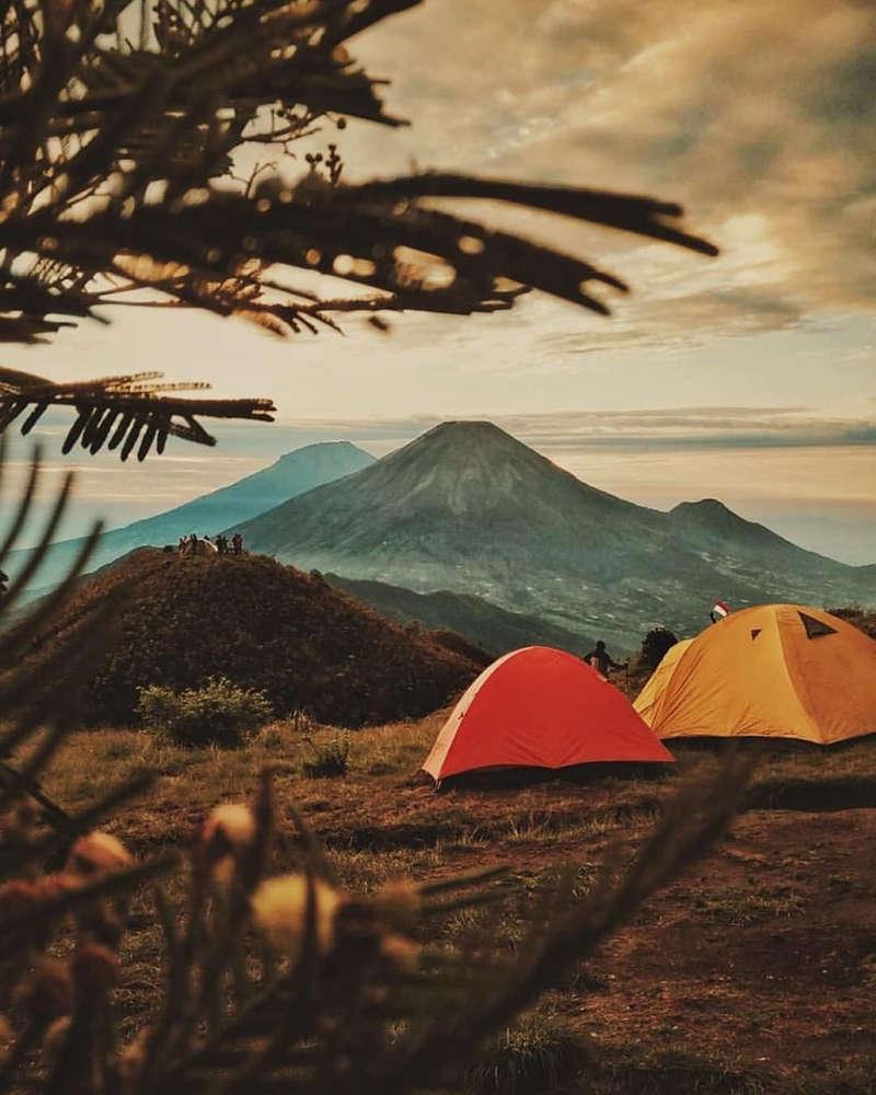 Sejarah Mengenai Gunung Papandayan Garut