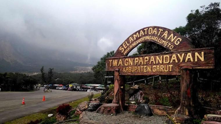 hotel gunung papandayan garut